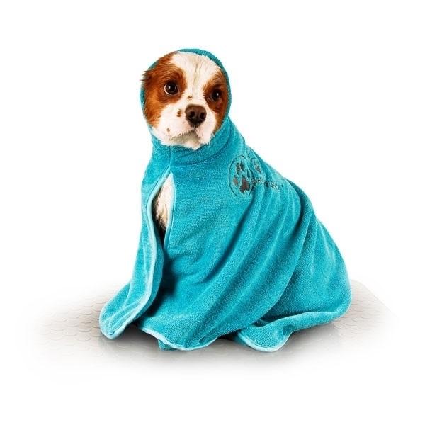 Изображение Show Tech Dry Dute полотенце-попона бирюза L