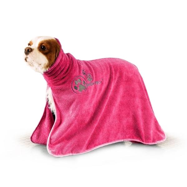 Изображение Show Tech Dry Dute полотенце-попона розовый L