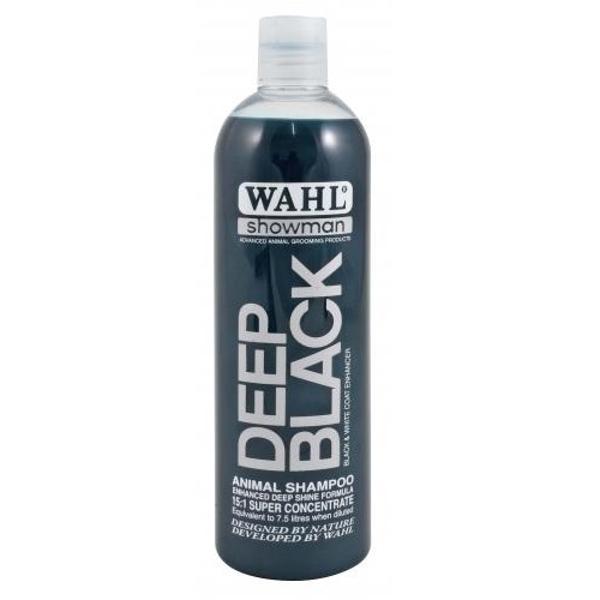 Изображение Профессиональный шампунь WAHL Deep Black 500 мл