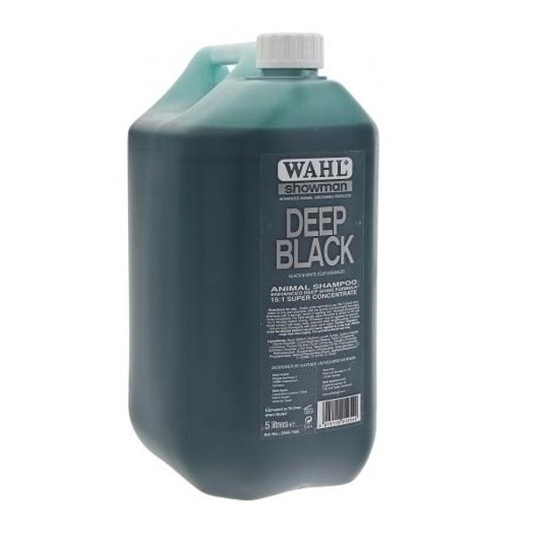 Изображение Профессиональный шампунь WAHL Deep Black 5 л