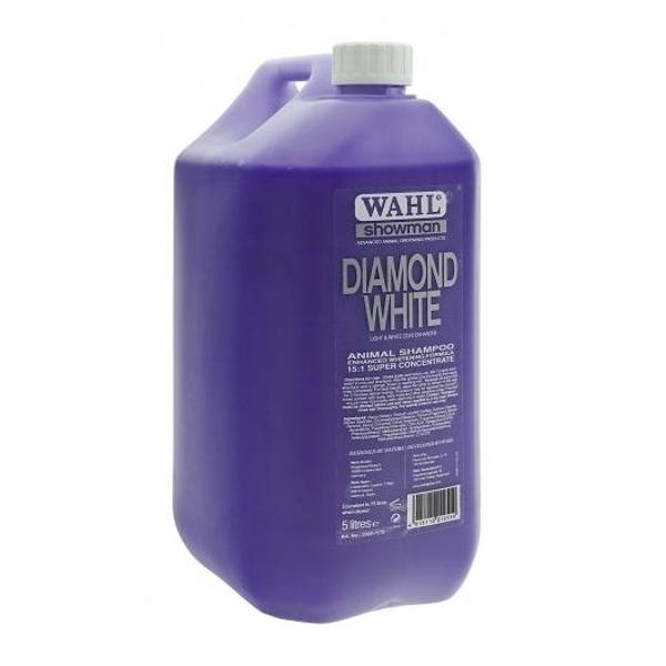 Изображение Профессиональный шампунь WAHL Diamond White 5 л