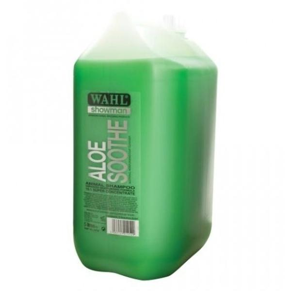 Изображение Профессиональный шампунь WAHL Aloe Soothe 5 л