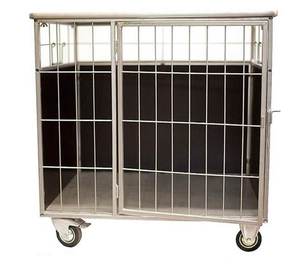 Изображение Стол для стрижки собак / клетка для выставок 85х68х85 см
