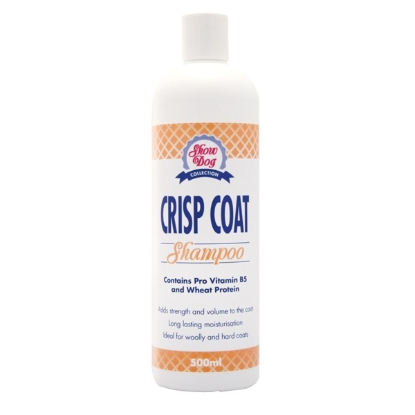Изображение Show Dog Crisp Coat Shampoo 500 мл