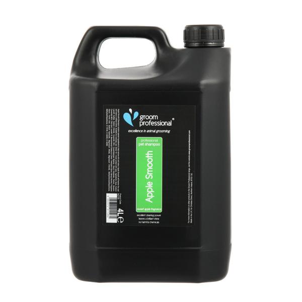 Изображение Groom Professional Apple Smooth Shampoo 4 л
