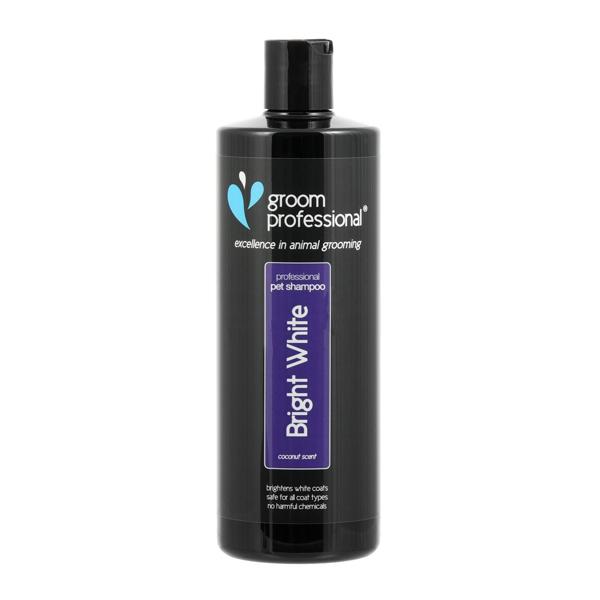Изображение Groom Professional Bright White Shampoo 450 мл