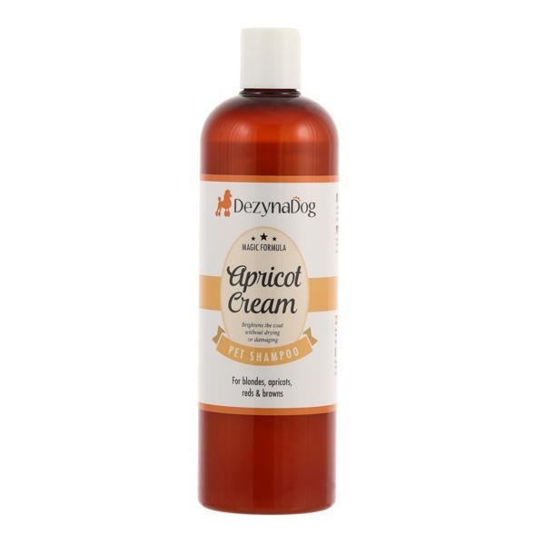 Изображение DeZynaDog Magic Formula Apricot Cream Shampoo 500 мл
